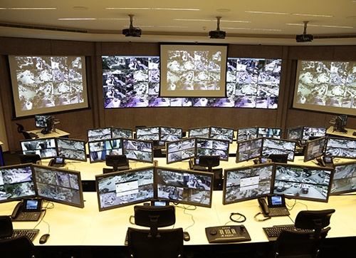 Electronic Surveillance Systems(CCTV)