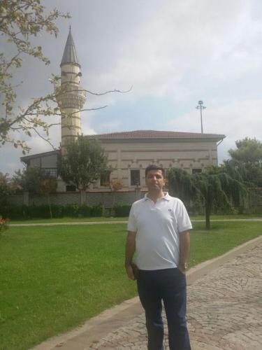 حسین  علی محمدی  استانبول نمایشگاه CeBIT - سال  94