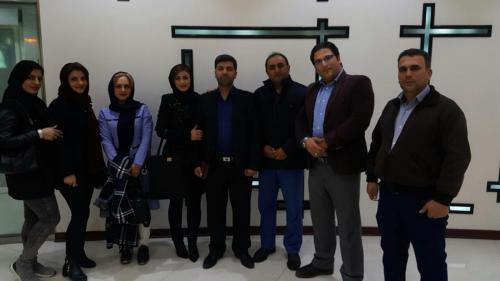 سالگرد تاسیس شرکت طلایه داران - حسین علی محمدی - سال 95 - Hossein Alimohammadi- Talayehdaran
