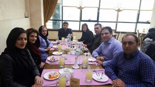 سالگرد تاسیس شرکت  طلایه داران - حسین علی محمدی - سال 95 - Hossein Alimohammadi- Talayehdaran (1)