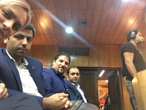 شرکت طلایه داران در سمنار شرکت داده های رسا - حسین علی محمدی - Hossein Alimohammadi- Talayehdaran