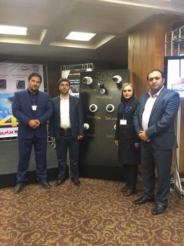 شرکت طلایه داران در سمنار شرکت داده های رسا - حسین علی محمدی - Hossein Alimohammadi- Talayehdaran  (1)
